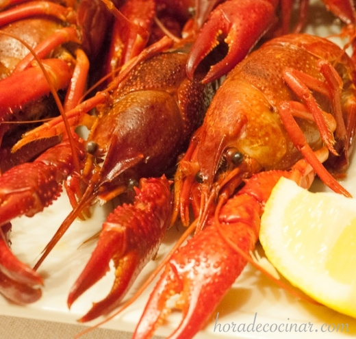 Del cangrejo se come todo hasta la cabeza