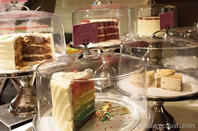 Cakes de Hummingbird Bakery