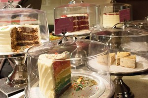 Cakes en Hummingbird Bakery