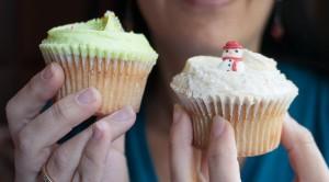 Cupcakes de Hummingbird Bakery