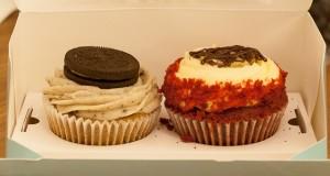 Cupcakes de Lola's cupcakes