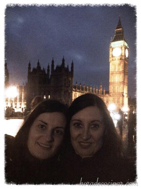 Nosotras y Londres