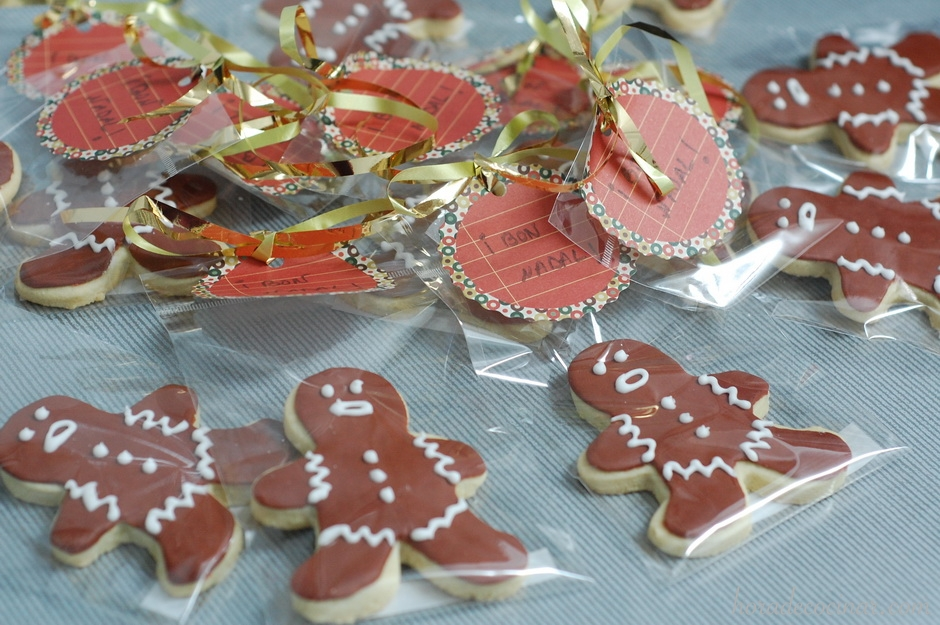 Galletas de Navidad 2014