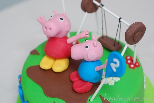 Detalle Peppa Pig  640x426
