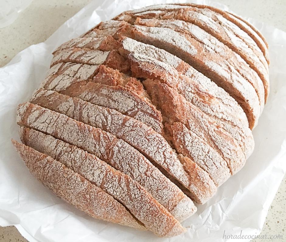 Tipos de harinas con y sin gluten