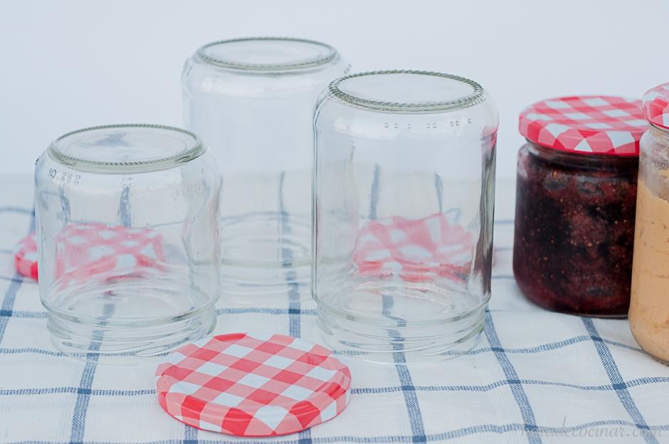 Esterilización de tarros para conservas